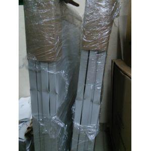 Полка сплошная для стеллажа СТ, 1000х500х30мм, сталь с покрытием RAL7035, крепёж (Уценённое)