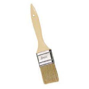 Кисть кондитерская L 21см w 4см с пластиковой ручкой, свиная щетина  (б/у (бывший в употреблении))