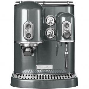 Кофемашина Artisan Espresso, 2 бойлера, серебр. медальон (Уценённое)