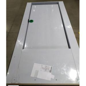 Блок дверной для камеры Astra с дверным проёмом  900х1900мм, правосторонний, беспороговый, фартук h1500