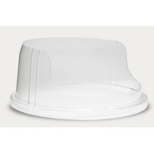 Купол защитный, для АСВ с вертикальной подачей ваты, прозрачный пластик (б/у (бывший в употреблении))