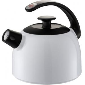 Чайник со свистком Terradur (цвет белый) (Уценённое)