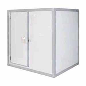 Камера холодильная замковая,   9.60м3, h2.16м, 1 дверь расп.левая, ППУ80мм (Уценённое)
