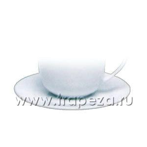 Блюдце D 12 см для чашки 90мл DELTA H