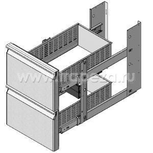 Ящик для столов холодильных и морозильных серии СК/CF, комплект 2шт.