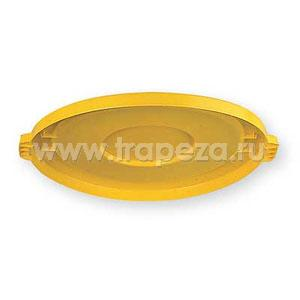 Крышка для контейнера BRUTE (65786), полиэтилен желтый