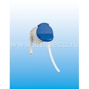 Помпа с настенным держателем DosiPush ручной дозатор-насос